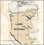 Llano-Estacado Map