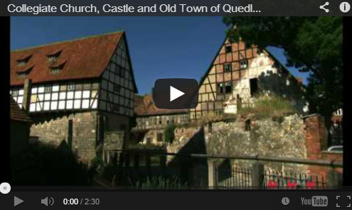 Link to Quedlinburg UNESCO on YouTube